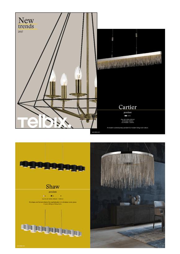Lighting Trends - Telbix