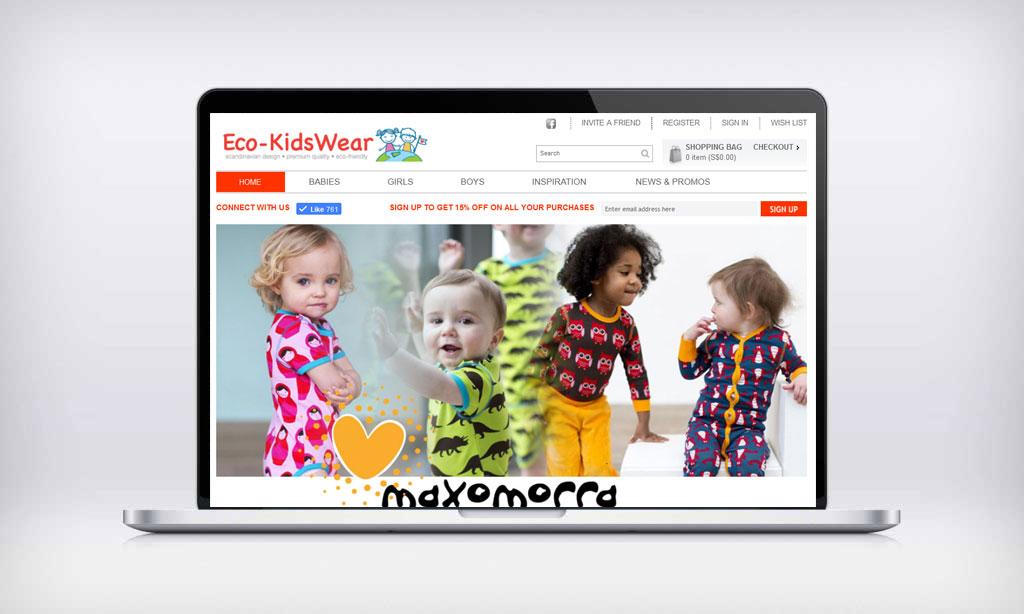 Eco Kids Wear